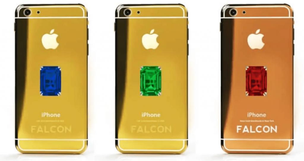 Falcon Supernova iPhone 6 Pink Diamond-min