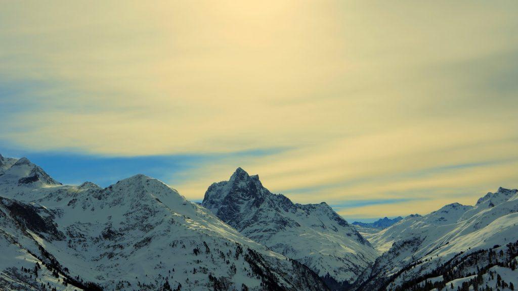 Arlberg-oostenrijk