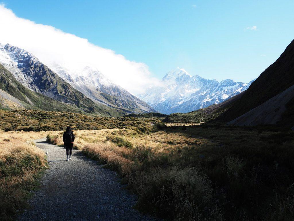 Mount-Cook-nieuw-zeeland