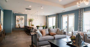 moderne-woonkamer-licht