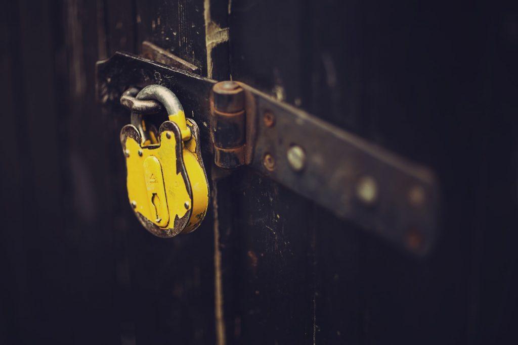 slot-roest-deur