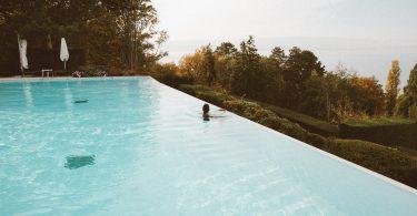 infinity-zwembad