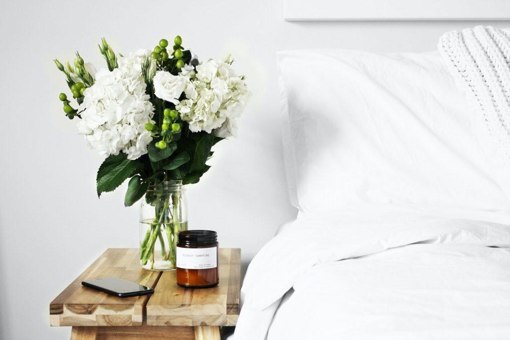 slaapkamer-planten-bloemen