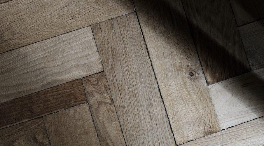houten-visgraatvloer
