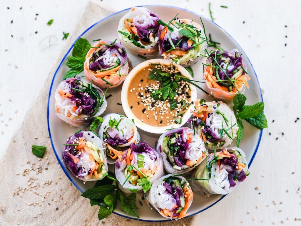 sushi-rolls-vegetarisch
