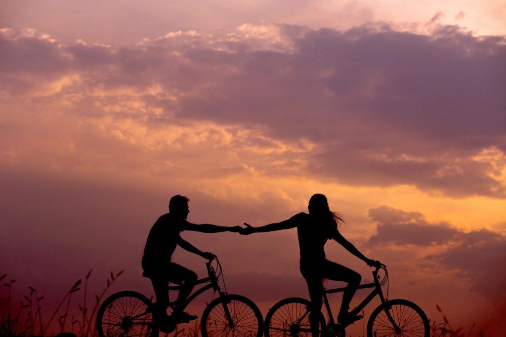 koppel-relatie-fietsen