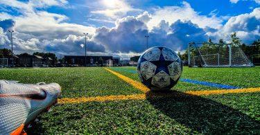 voetbal-schoen