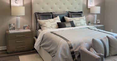 moderne-slaapkamer-grijs
