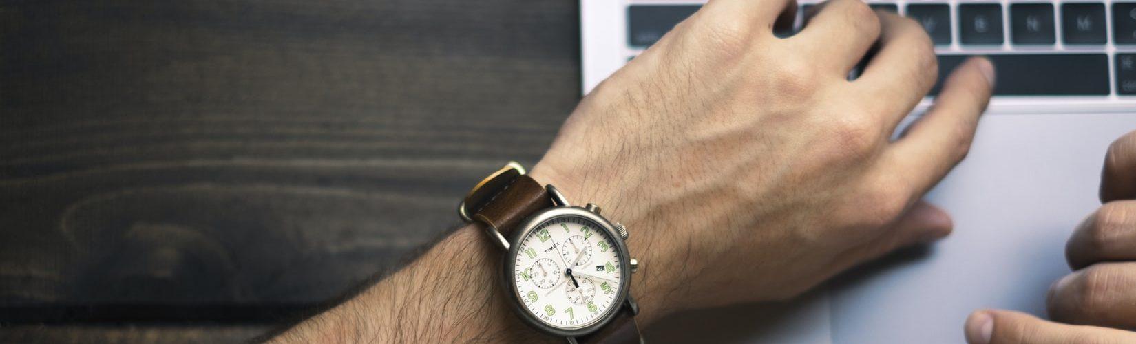 horloge-laptop