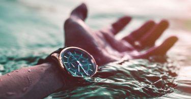 horloge-water