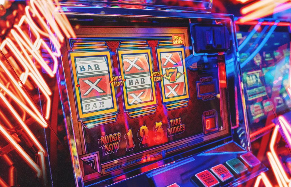 casino-gokkast