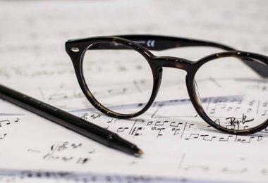 bril-muzieknoten