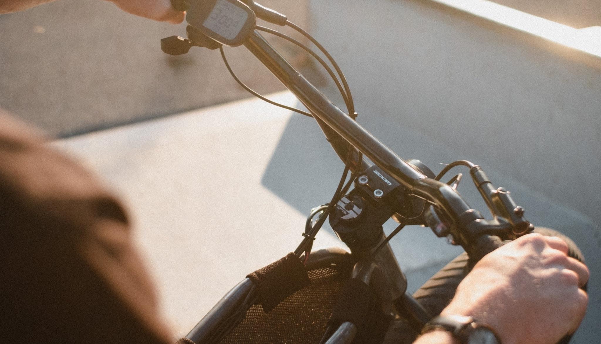 elektrische-fiets-stuur