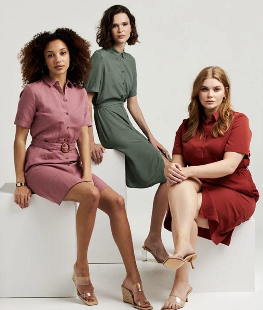 jurken-verschillende-maten-vrouwen