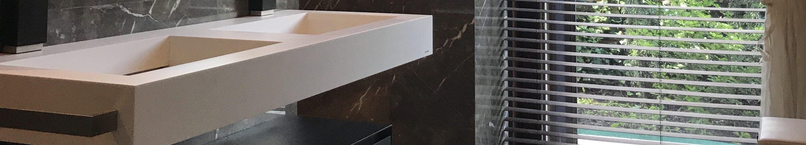 moderne-badkamer-zwart