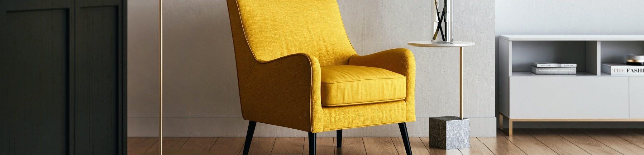 stoel-geel-woonkamer