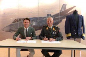 Oger sluit contract met het kledingbedrijf van Defensie