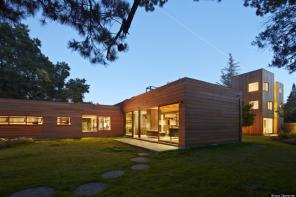 De meest luxe duurzame huizen ter wereld