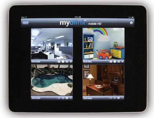 DLink-ipad-Image