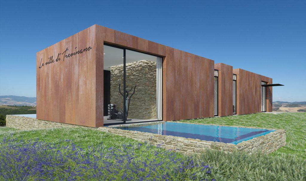 LVDI - Recreational building - Exterior 2
