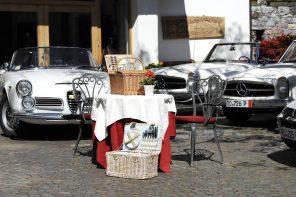 Oldtimervakantie in Merano