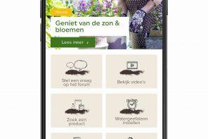 Handige nieuwe Pokon App